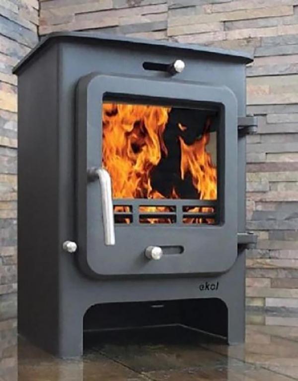 Ekol Clarity 5 multi fuel stove UK