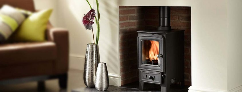 Another great log burner stove installation