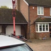 Installing a stove in Newport, Shropshire