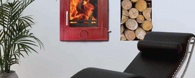 Inset wood burning stoves - Ekol