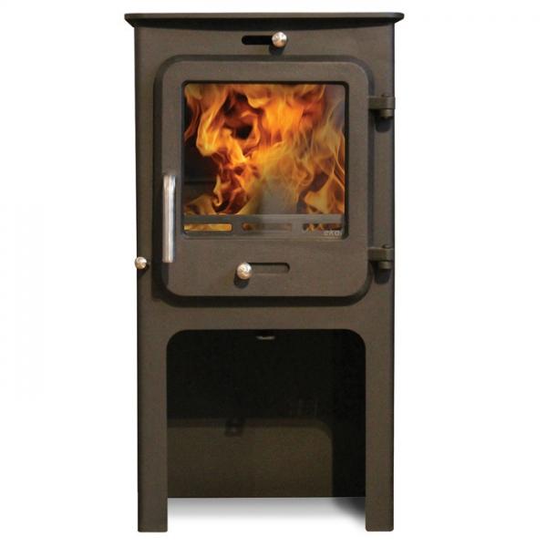 Ekol Clarity 5 High multi fuel stove