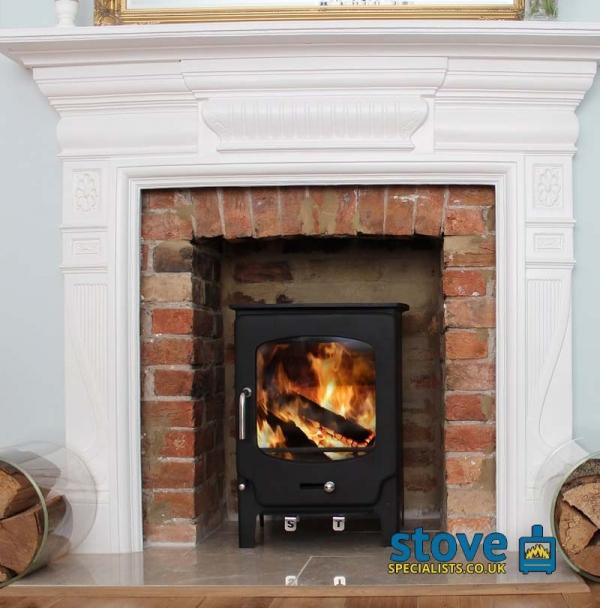 Saltfire ST-X5 5kW Multi fuel Wood burning Stove