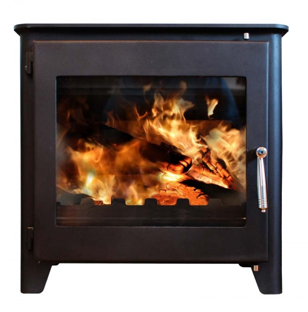 Saltfire ST3 woodburning stove black