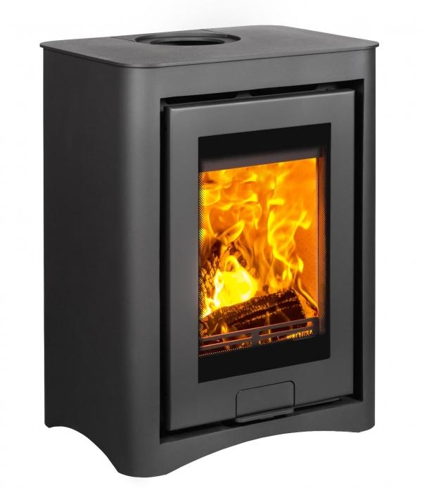 Di Lusso R4 Cube wood burning stove Cheltenham & Aylesbury