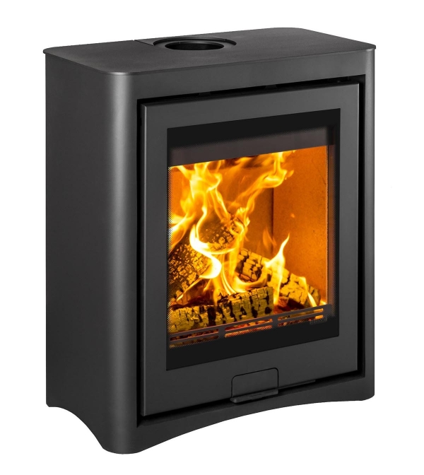 Di Lusso R5 Cube Wood Burning Stove Cambridgeshire