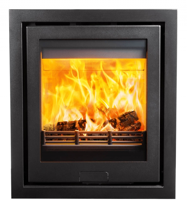 Di Lusso R5 Stove Wood burning inset stove Telford