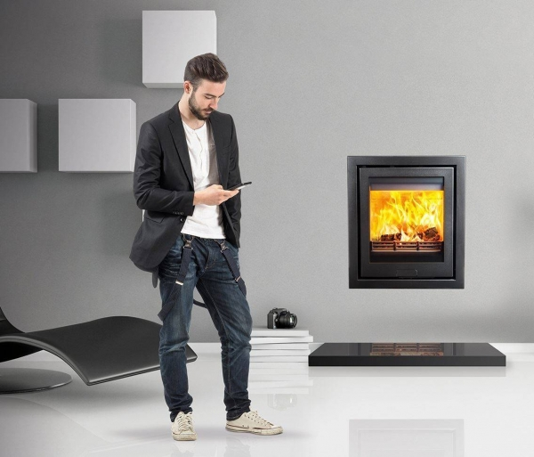 Di Lusso R5 Stove Wood burning stove UK