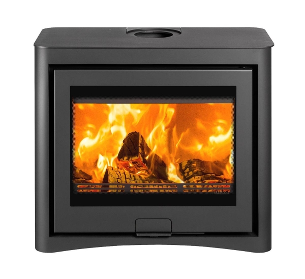 Di Lusso R6 Cube Wood Burning Stove Hereford