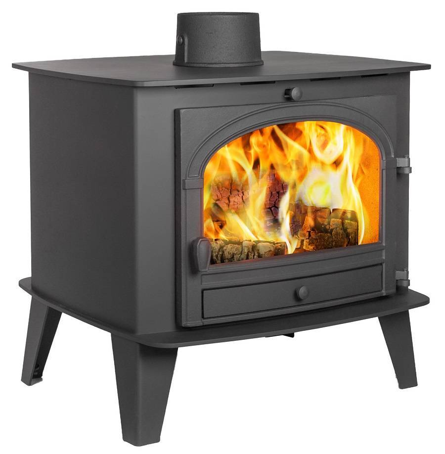 Parkray Consort 15 Double Sided Single Depth Stove