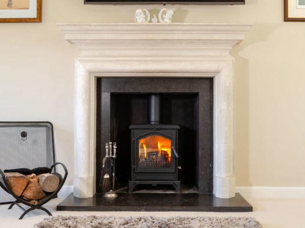 500 Vista SE Stove for sale wood burning multifuel