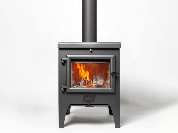 ESSE Warmheart S wood burning cook stove for sale uk