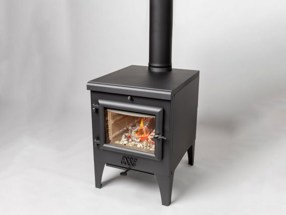 ESSE Warmheart S wood burning cook stove for sale