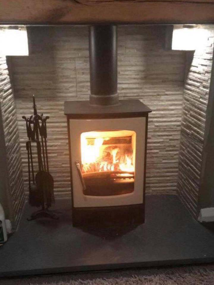 multi fuel stove installation uk