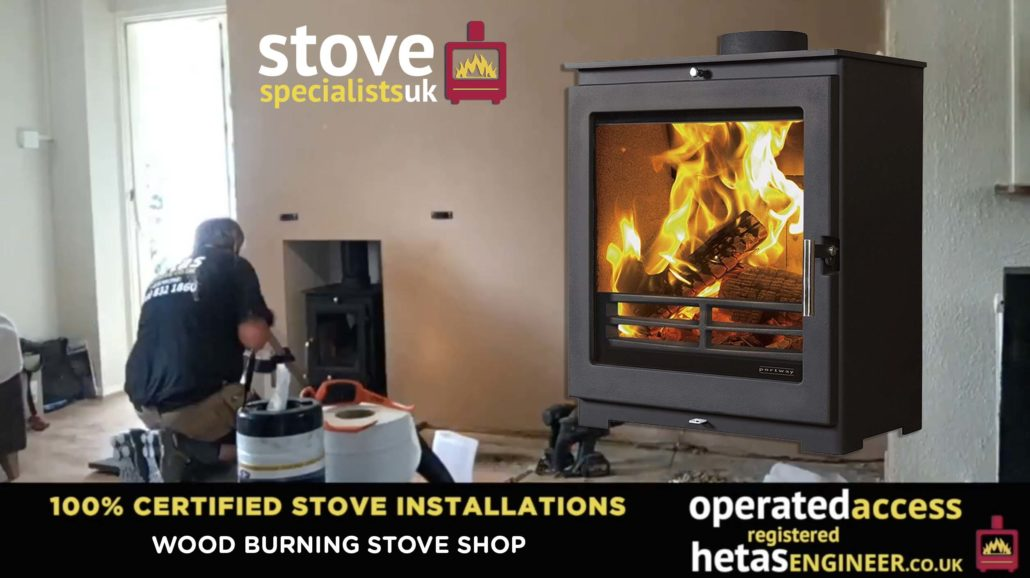 Wood burning stove shop online